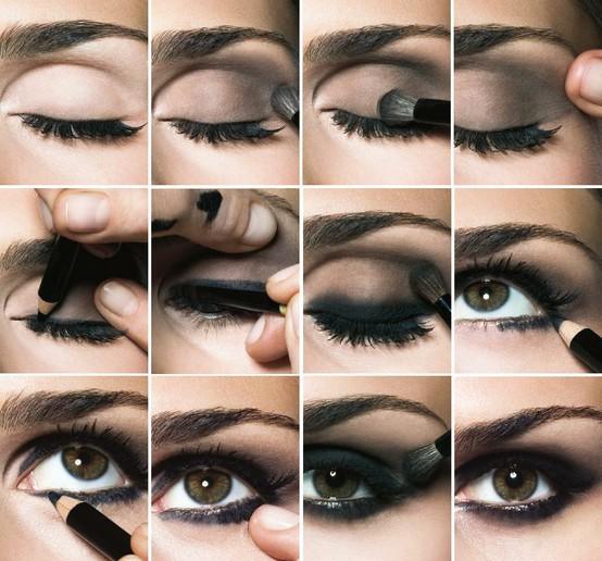 DIY Smokey Eye