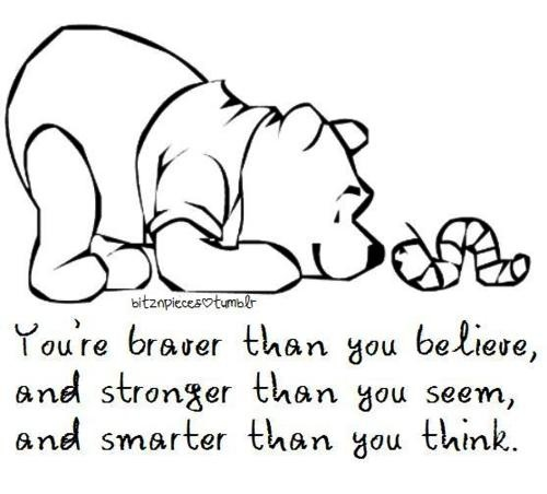 What a wise old Bear